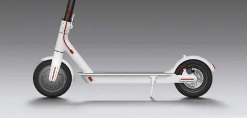 Электросамокат Xiaomi Mijia Electric Scooter M365 фото 2